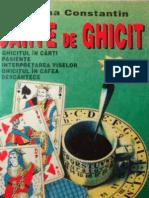 Carte de Ghicit