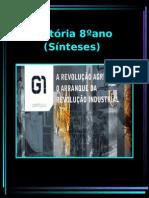 História 8ºano (sínteses)G1