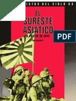 Conflictos SXX Sureste Asiatico