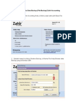 Zahir Accounting Cara Membuka File Backup