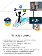 Project Management-Unit 1