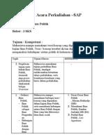 SAP - Ilmu Politik Word97 - 2009