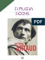 Antonin Artaud [=] en Plena Noche