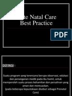 Ante Natal Care Best Practice2