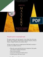 mastery robert greene read online