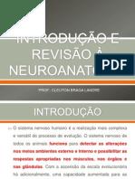 INTRODUÇÃO E REVISÃO À NEUROANATOMIA