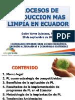 Presentación G Yánez Procesos PL en Ecuador.pdf