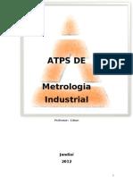 ATPS P1 - 5º Metrologia