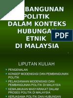 Bab 5 - Pembangunan Politik
