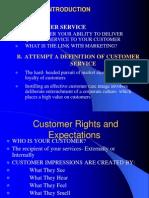 Customer Service MSK 1