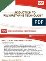 Intro to Polyurethane