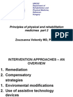 Principles Of Physical Rehabilitation Medicine