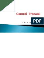 5. Control Prenatal