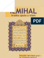ILMIHAL, kratka uputa u islam - Idris Resić prof. i dr. Sulejman Mašović