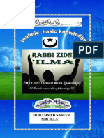 rabbi zidni ilma.pdf  mohd naseer sircilla