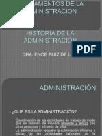 Teoria de La Administracion