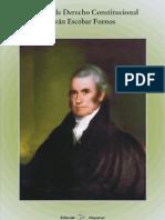 Manual de Derecho Constitucional.- Ivan Escobar Formos