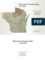 Wisconsin Tornado Atlas 1950-2008