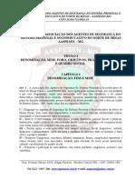 Reforma Do Estatuto Da Aaspesen-mg 2013