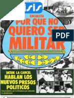 Revista Análisis N° 132 (1986)
