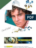 David Bisbal, Su destino, su futuro y sus secretos desvelados en su Horoscopo Astral