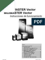 Micromaster manual Español Vector