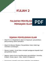 Bab 3 - Falsafah Penyelidikan Pengajian Islam 2009