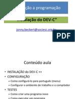 4 Instalacao Dev C