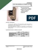 Sensor de Rede Novo - Rst r1