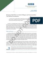 William Davidson Institute - Case Study