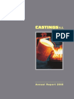 Castings Annual Report 2008