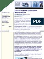 Strahlenfolter - Gigaherz Droht MF-Gesponserten Wissenschaftern - Gigaherz_ch