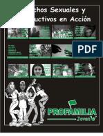 Derechos sexuales y reproductivos en acción