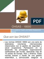 Ohsas - 18000