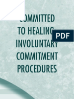 Committed to Healing Involuntary Commitment Procedures