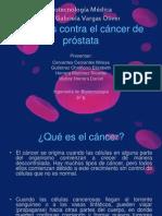 Vacunas contra el cáncer de próstata