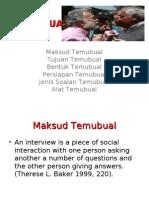 Kaedah 4 - Temubual
