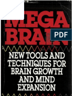 mega brain new tools and techniques for brain growth and mind expansion