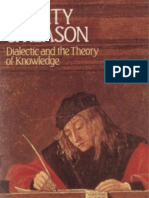 Sayers, Sean - Reality and reason. Dialectic and the theory of knowledge.pdf