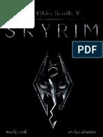 The Elder Scrolls V - Skyrim - skyrim theme.pdf