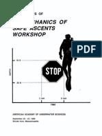 Safe Ascents Workshop
