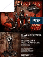 Digital Booklet - Khaos Legions