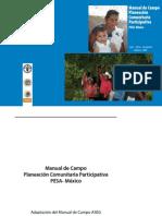 29129057 Manual de Campo Planeacion Comunitaria Participativa
