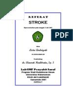 Referat -STROKE Lista