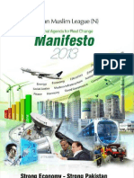 Manifesto PMLN 2013 - ENG