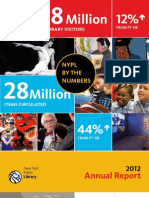 NYPL Annual Report 2012
