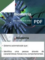 Biometria-Apresentação