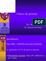 Cancer de Pulmon, Clinico