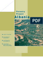 Albanian Forestry Project