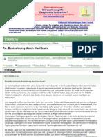 Strahlenfolter - Bezahlte Kriminelle Bestrahlung Durch Nachbarn - Findefux